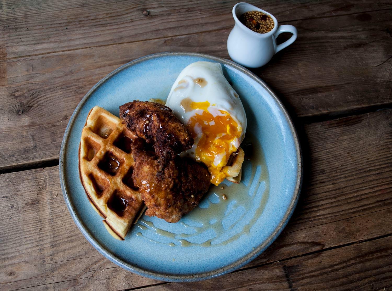 Quail_waffle_egg